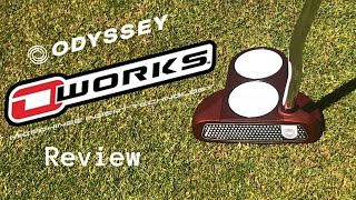 Odyssey O-Works Putter Review - 2-Ball Red