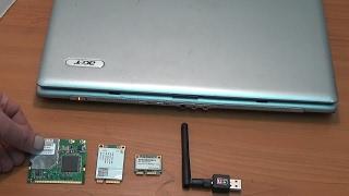 видео Wi-Fi адаптер для ноутбука. Чем заменить Wi-Fi встроенный модуль?