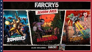 Far Cry 5: Post Launch   Trailer   Ubisoft [NA]