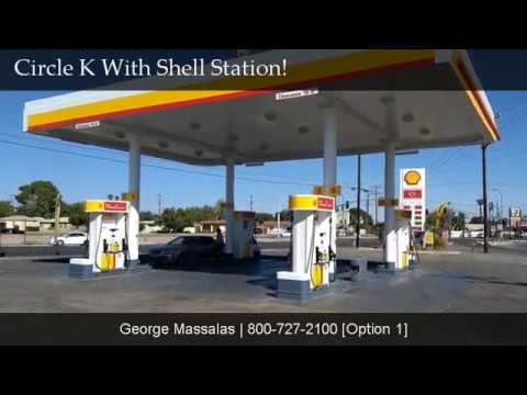 Profitable Circle K With Shell Gas Station!