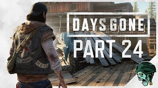 Days Gone Gameplay Walkthrough Part 24 - Searching For Lisa Let#39s Play