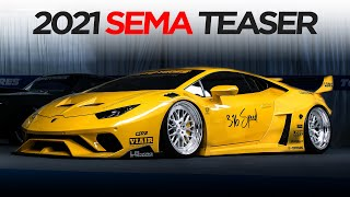 homepage tile video photo for 2021 SEMA TEASER   #TOYOTIRES   [4K60]