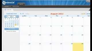 Elastix Calendar and AdreessBook -- HAJDYAH