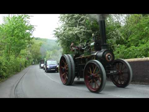 The Ironbridge Steam Road Run 13/5/2017