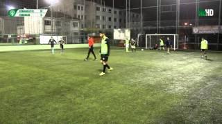 Osmangazi FC - Yamanlar / İZMİR / iddaa Rakipbul Ligi 2015 Açılış Sezonu