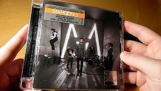 Maroon 5 - It Won't Be Soon Before Long - Unboxing
