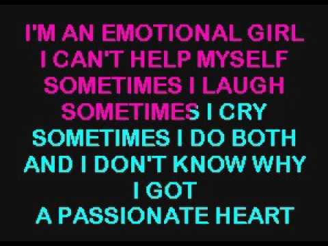SC2212 03   Clark, Terri   Emotional Girl [karaoke]