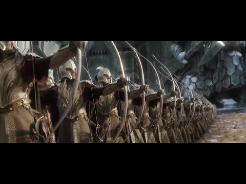 """El Hobbit - Batalla Enanos, Elfos y Orcos """"Doomsday"""" La Batalla de los Cinco Ejércitos"""