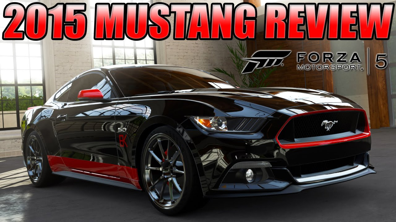 Forza 5 2015 Ford Mustang Gt Review Custom Boss 302 Laguna Seca
