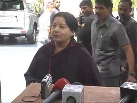 When Jayalalitha called out to Sanjay Pinto