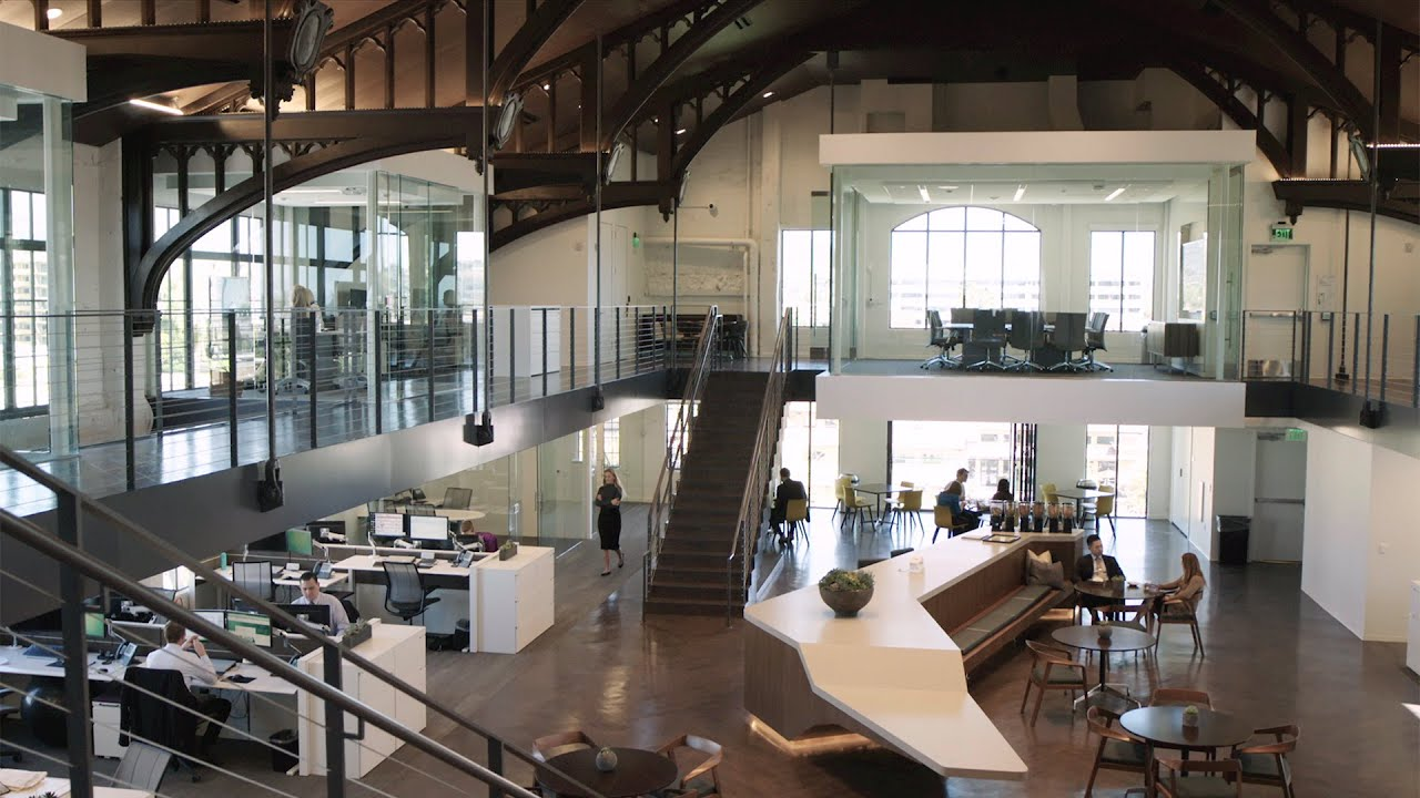 cbre workplace360  la north - the temple