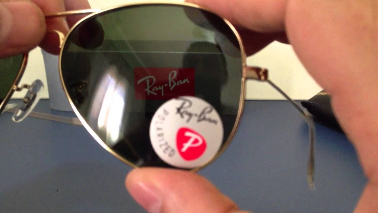 01 Óculos Ray Ban original. - YouTube 5922d48e2d