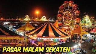 Pasar Malam Sekaten Yogyakarta 2016 HD 720p