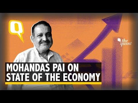 Limit Power of Tax Officials & Aid Wealth Creators: Mohandas Pai   The Quint