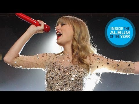 Inside 2014 Album Of The Year: Taylor Swift