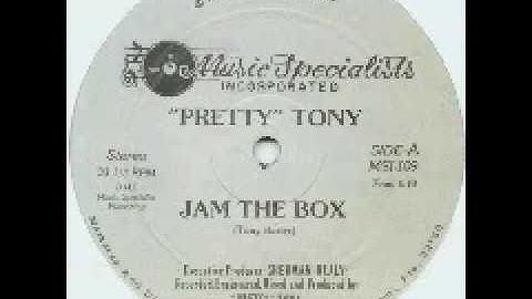 Old School Beats Pretty Tony - Jam The Box