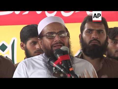 Banned Pakistan group urge revenge against India