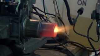 Webasto Thermo Top V - Test palnika bez obudowy
