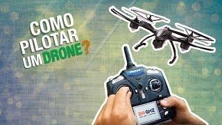 Como Pilotar um Drone? Dicas Rápidas para Iniciantes!