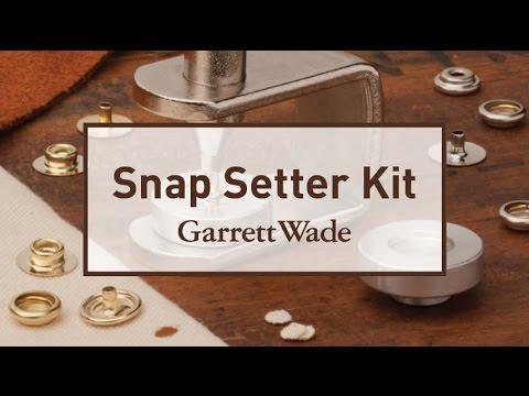 Snap Setter & Snap Kit