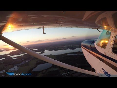 How To Pickup VFR Flight Following - MzeroA Flight Training