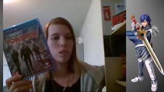 Achat mensuel Jeux vidéo Novembre 2017