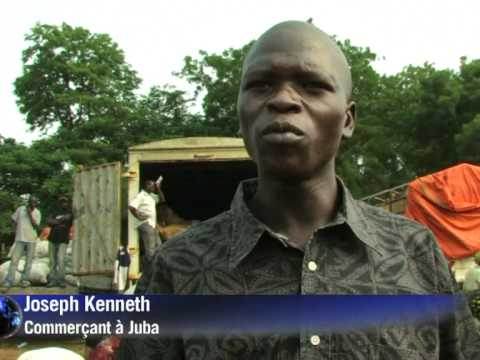 Juba, capital del Sudán del Sur, asolada por décadas de guerra