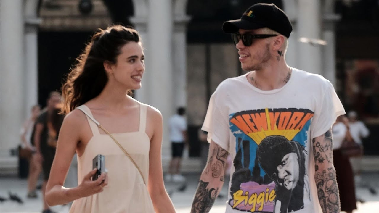Andie MacDowell: Margaret Qualley, Pete Davidson have 'nice' relationship