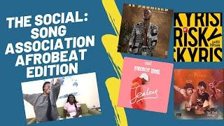 Download THE SOCIAL  Song ASSOCIATION AFROBEAT