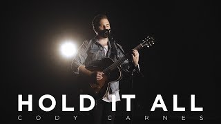 Hold It All // Cody Carnes // New Song Cafe
