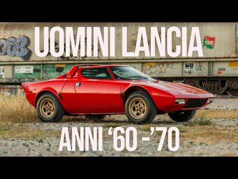 """Uomini Lancia. """"La Lancia Negli Anni '60 E '70"""" VIII Puntata"""