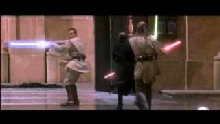 """Prototip - Star Wars """"Duel of the fates"""" / Music Video ©2002"""
