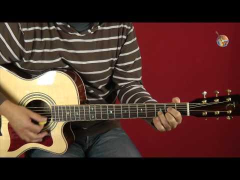 6.1 Der Herbst ist da • Guitar-TV Gitarre lernen ohne Noten