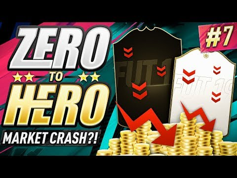 NEW MARKET CRASH? FIFA 19 ZERO TO HERO
