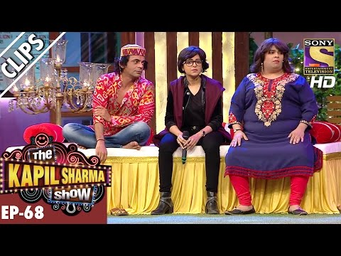 Thumbnail: Duplicates of Anu Malik, Farah Khan and Sonu Nigam - The Kapil Sharma Show – 18th Dec 2016