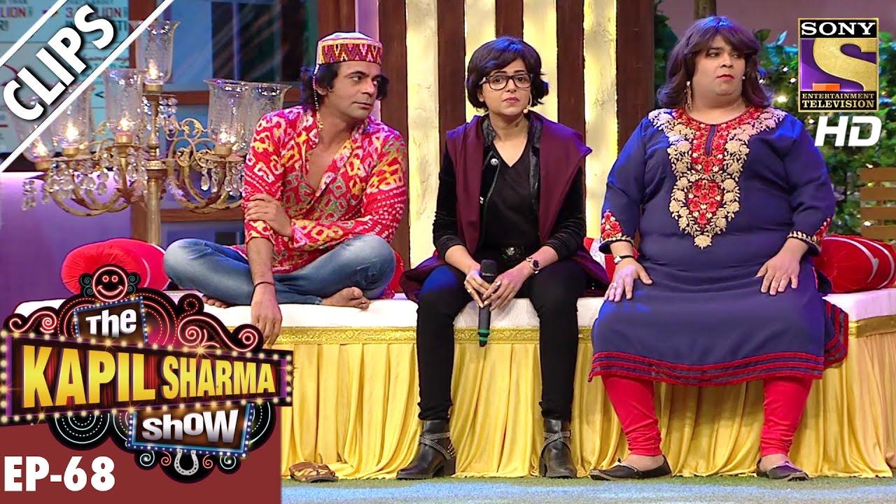 Download Duplicates of Anu Malik, Farah Khan and Sonu Nigam - The Kapil Sharma Show – 18th Dec 2016