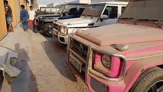 ABANDONED CARS IN DUBAI-BILLIONAIRE