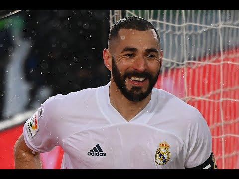 Clasico : Karim Benzema douche le FC Barcelone d'une magnifique talonnade !