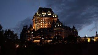 Visite touristique de Québec (Canada)
