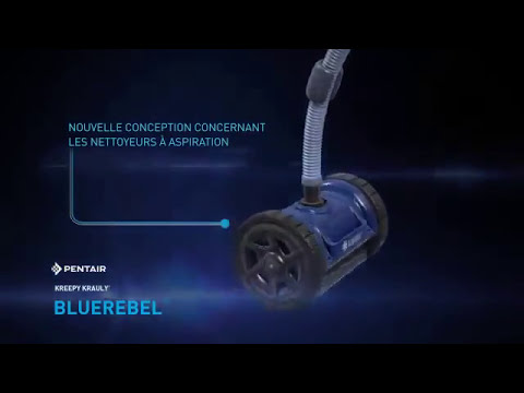 robot piscine blue rebel