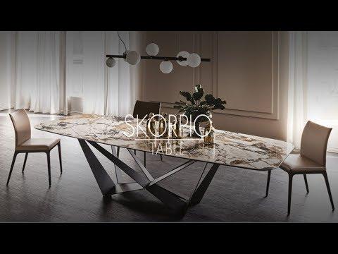 Skorpio Table.
