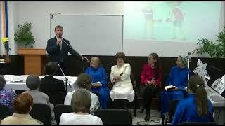 2017 12 30 Субботняя школа  Немощный в вере