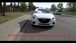 2014 Mazda3 Sundance Mazda Speed Edition | Edmonton, Alberta