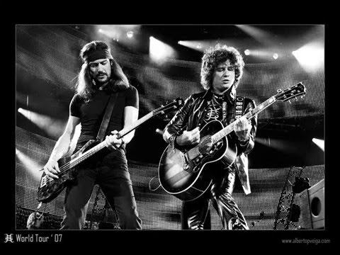 Las 30 mejores canciones españolas de Rock