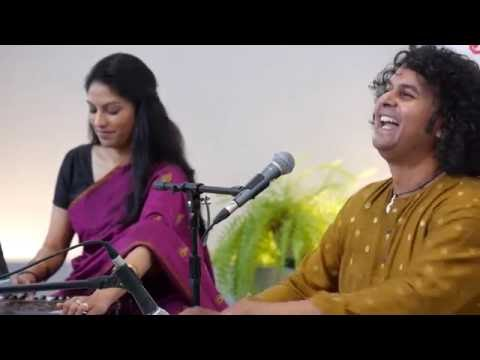 Ranjish hi Sahi,Dile Nadan & Tabla Solo ~ Cassius Khan performance at Naad Festival 2016