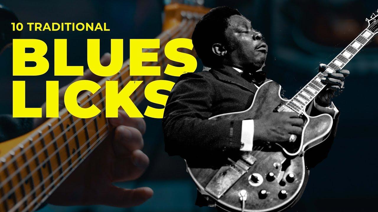 10 quick traditional blues guitar licks seth rosenbloom youtube. Black Bedroom Furniture Sets. Home Design Ideas