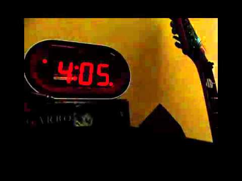 Sharp Digital SPC1181A Alarm Clock w/ 100dB Siren (Mind Your Volume)