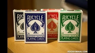 Java How-To : Building a Deck of Cards