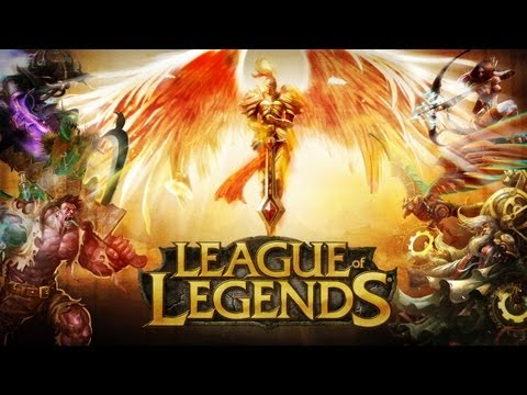 Play League of Legends, a free online game on Kongregate