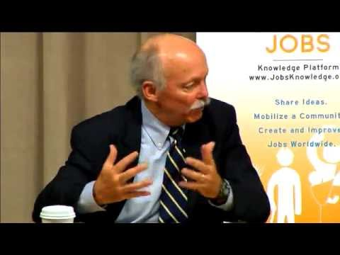 Finding Solutions to Youth Unemployment - JKP Facebook Live Discussion Series